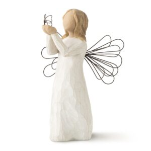 willow tree butterfly figure